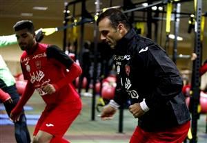 حسینی: در نیم فصل دوم نباید اشتباه کنیم