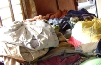 عامل قاچاق البسه در استان قزوین دستگیر شد