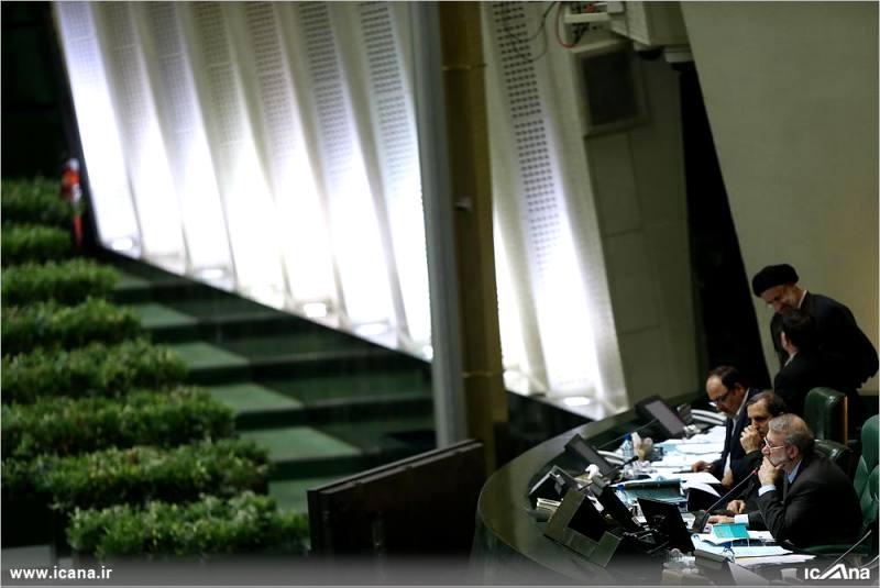 گزارش تصویری/ بیست و دومین جلسه بررسی جزئیات لایحه برنامه ششم در صحن علنی مجلس