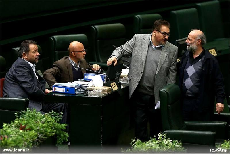 گزارش تصویری/ چهل و پنجمین جلسه بررسی جزئیات لایحه برنامه ششم در صحن علنی مجلس