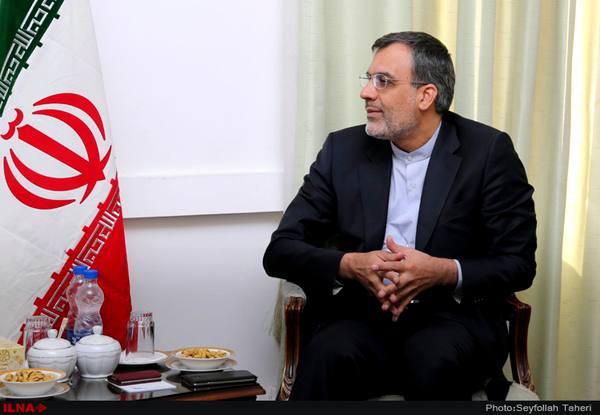 رایزنی تلفنی جابریانصاری با قائم مقام وزیر خارجه سوریه در خصوص گفتوگوهای آستانه