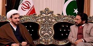 استقبال رسمی رییس کل دادگستری استان خراسان رضوی از هیات عالی پاکستان