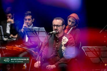 گروه موسیقی «رودکی» با استقبال مخاطبین روی صحنه رفتگزارش متنی و تصویری «موسیقی ایرانیان» از کنسرت «سید عبدالحسین مختاباد»