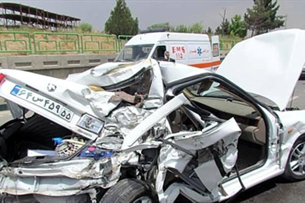11 کشته و زخمی در تصادفات مازندران