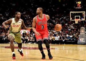 پیروزی تیمهای صدرنشین لیگ NBA