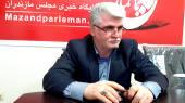 اظهار نظر نقیبی در مورد دولت احمدینژاد، مجمع نمایندگان و احزاب مازندران!