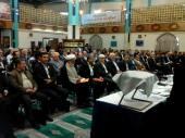 158 نماینده در جلسه فراکسیون امید شرکت کردند/ اکثریت مجلس با عارف شد/ عارف آرای لازم برای ریاست را کسب کرد