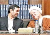 احمدینژاد به دنبال ایفا کردن نقش هاشمی
