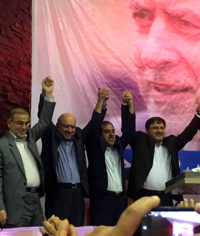 همه برای حمایت از حسین نیازآذری آمدند + تصاویر
