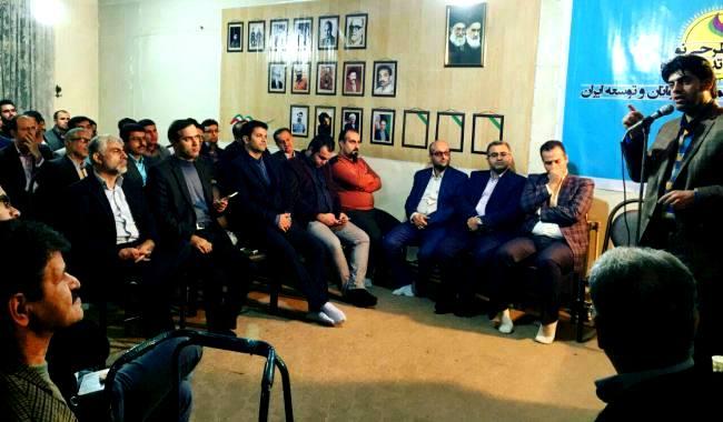 نیازآذری کرسی نمایندگی مجلس را ارتقاء داد