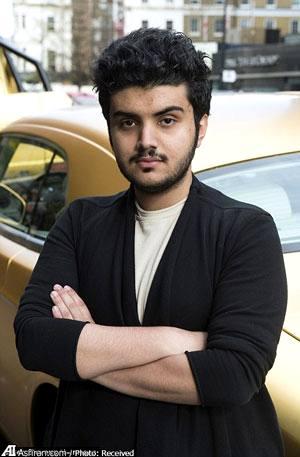 خودروی بچه پولدارهای سعودی +عکس