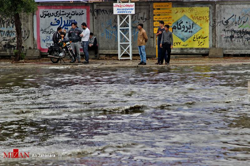 وقوع سیل در هشت شهرستان بوشهر/ یک نفر قربانی سیل شد
