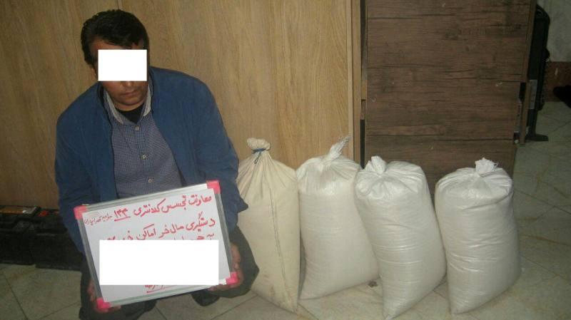 اعترافات اعضای باند سرقت از 730 خانه در تهران/دستگیری مالخری که برنج دزدی می خرید