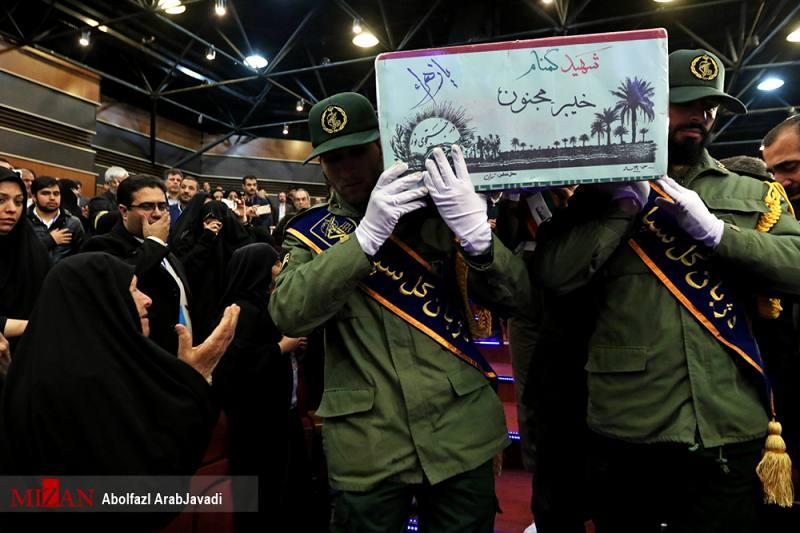برگزاری کنگره 2000 شهید منطقه 15