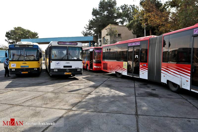 زمانبندی حرکت اتوبوس های منطقه 21 دقیق شد