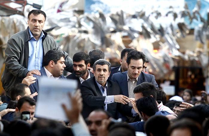 شرط احمدی نژاد برای حضور در انتخابات ریاست جمهوری 96