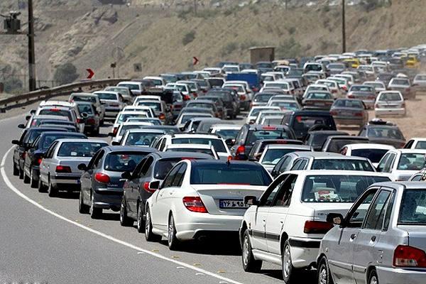 ترافیک نیمه سنگین در جاده های شمالی/ پیش بینی افزایش ترافیک از عصر امروز