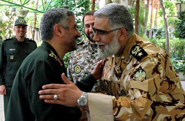 جانشین جدید فرمانده کل ارتش را بهتر بشناسیم + تصاویر